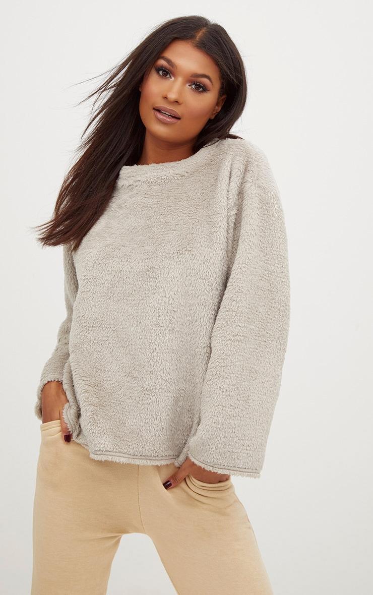 Stone Borg Sweater 1