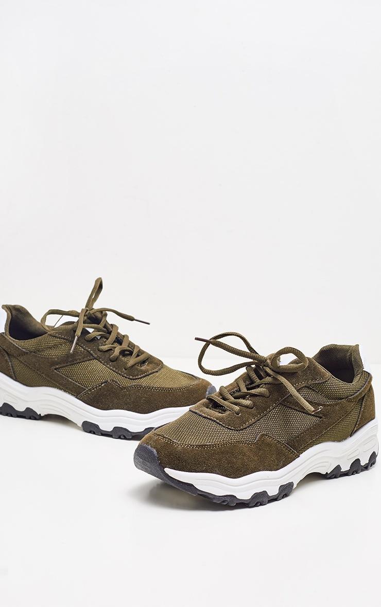 Khaki Sneakers 4