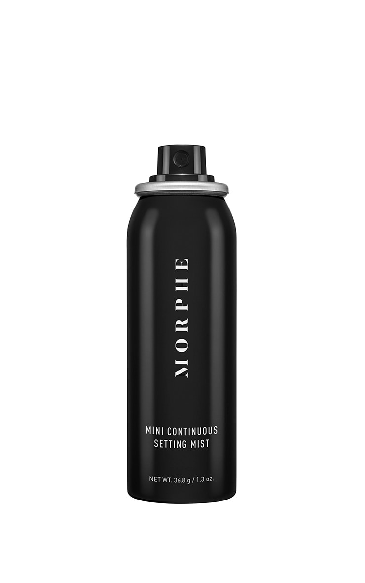 Morphe Mini Continuous Setting Mist 3