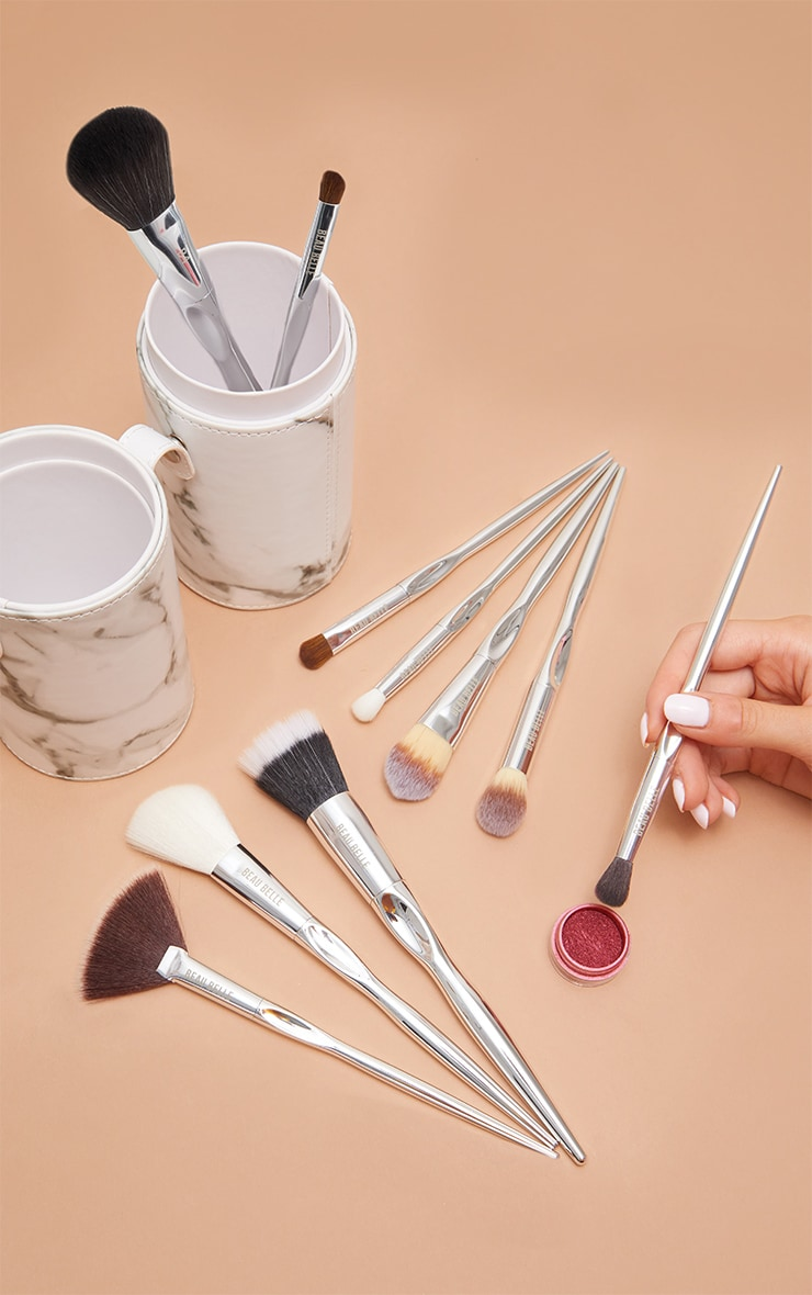 Beau Belle Marble Brush Set 3