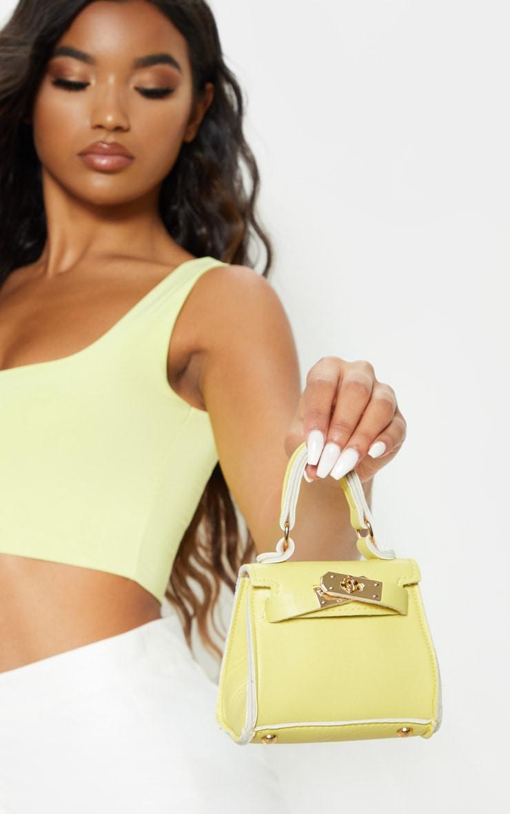 Lemon Mini Bag 1