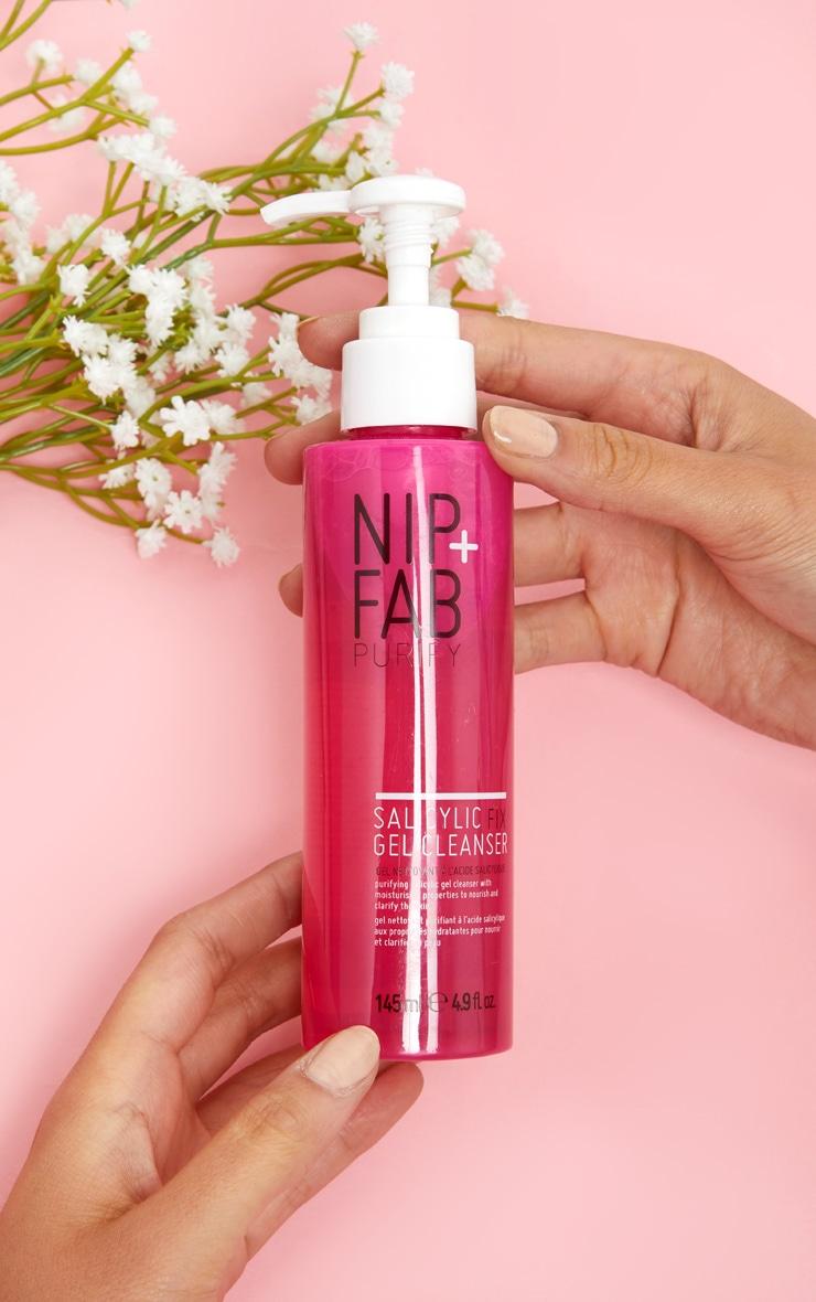 Nip + Fab Salicylic Fix Gel Cleanser 1