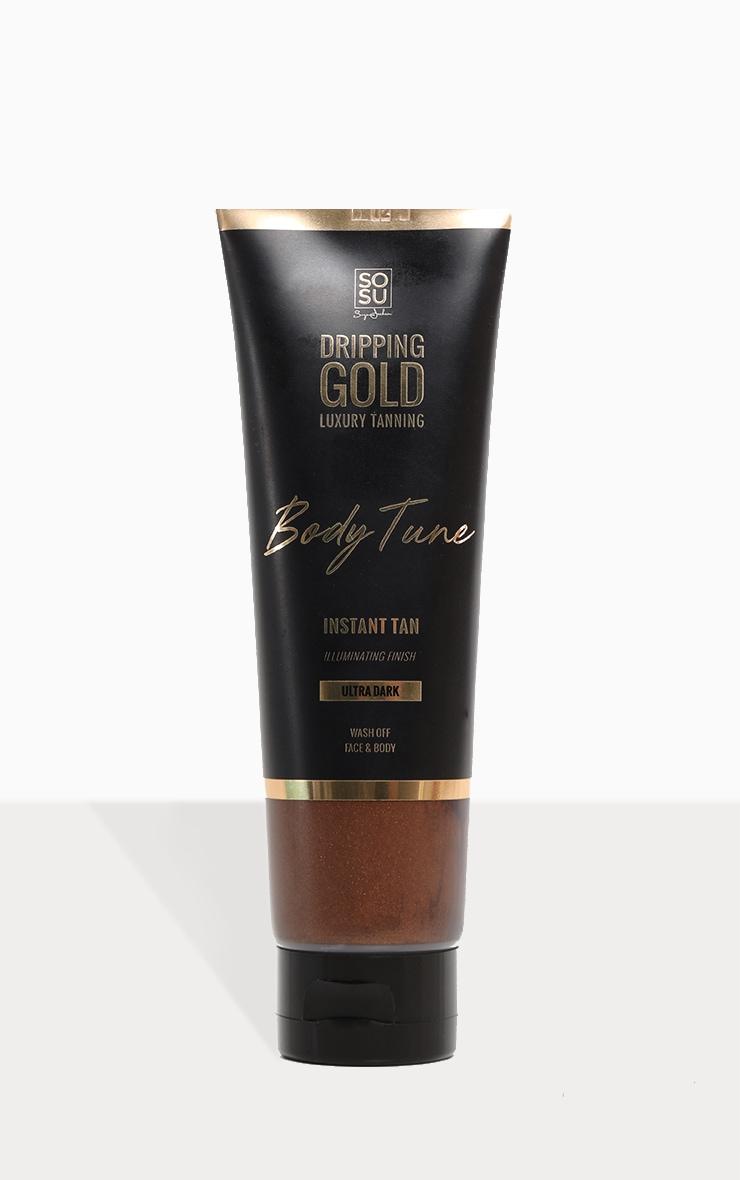 SOSUBYSJ Dripping Gold Body Tune Instant Tan Ultra Dark 2
