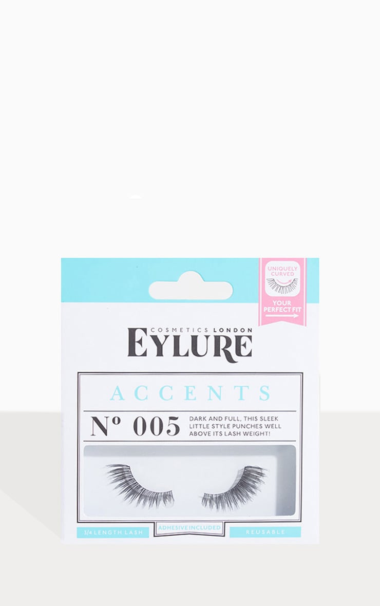Eylure Accent No.005 False Lashes 1