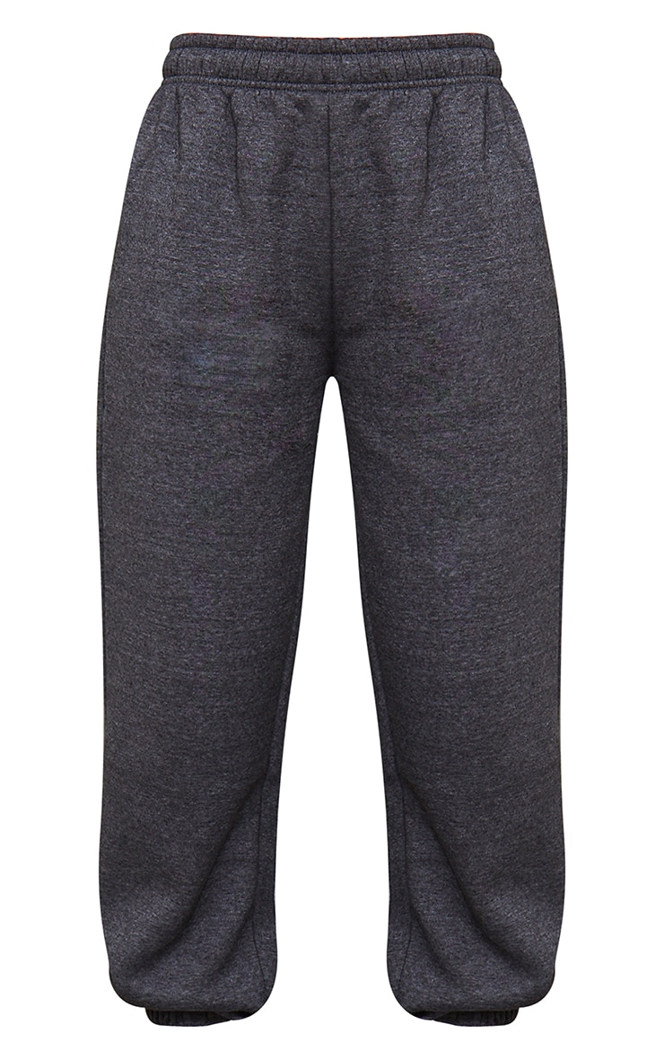 Charcoal Marl Sweat Pant Joggers 5