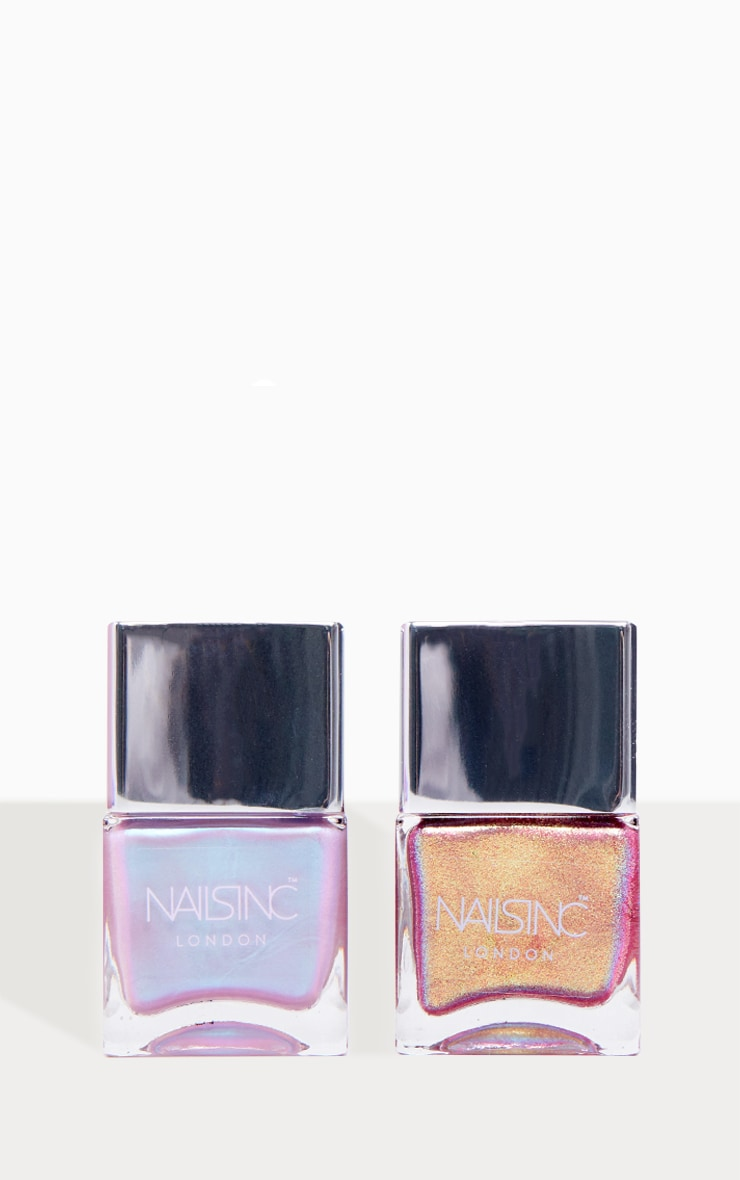 Nails Inc Sparkle Like A Unicorn Nail Polish Set 2