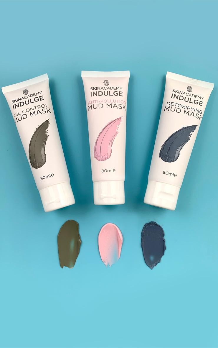 Skin Academy Detoxifying Mud Mask 5