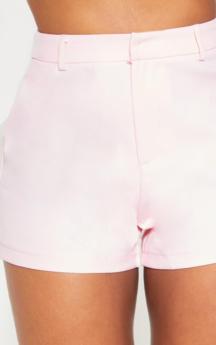 Pink Suit Short 6