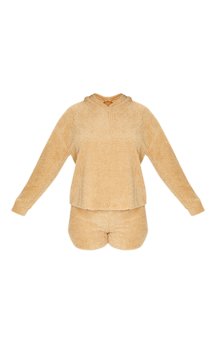Tan Teddy Borg Pj Set 5