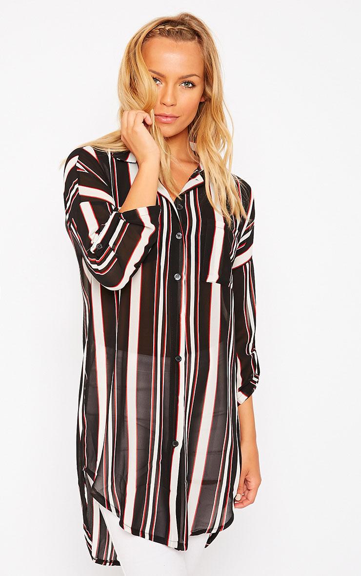 Zadia Stripe Shirt 4