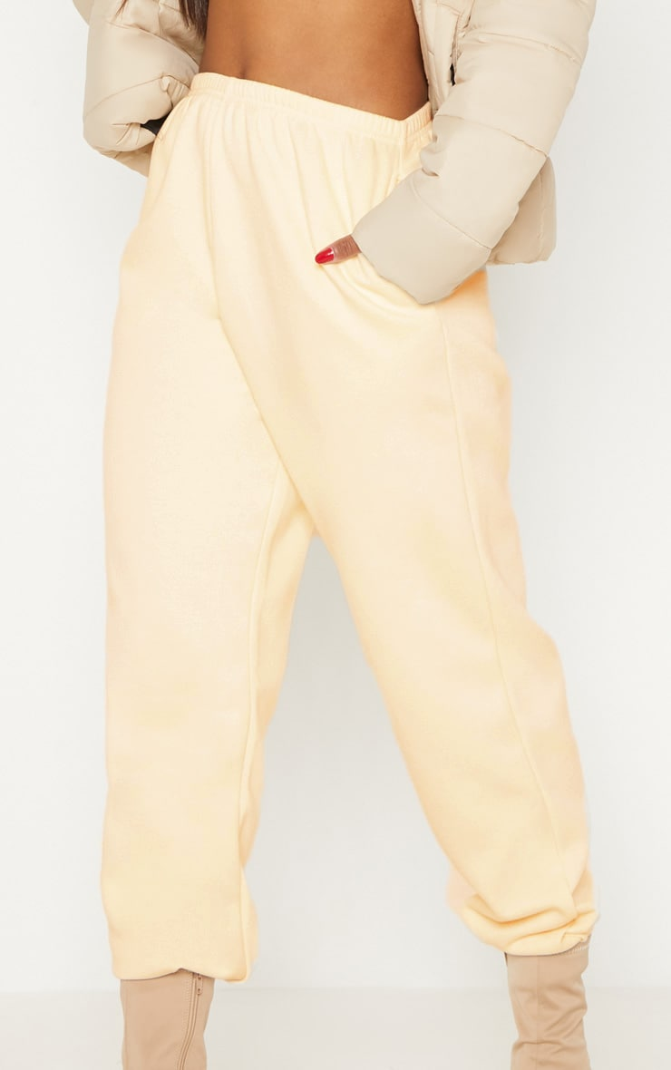 Cream Casual Track Pants 5