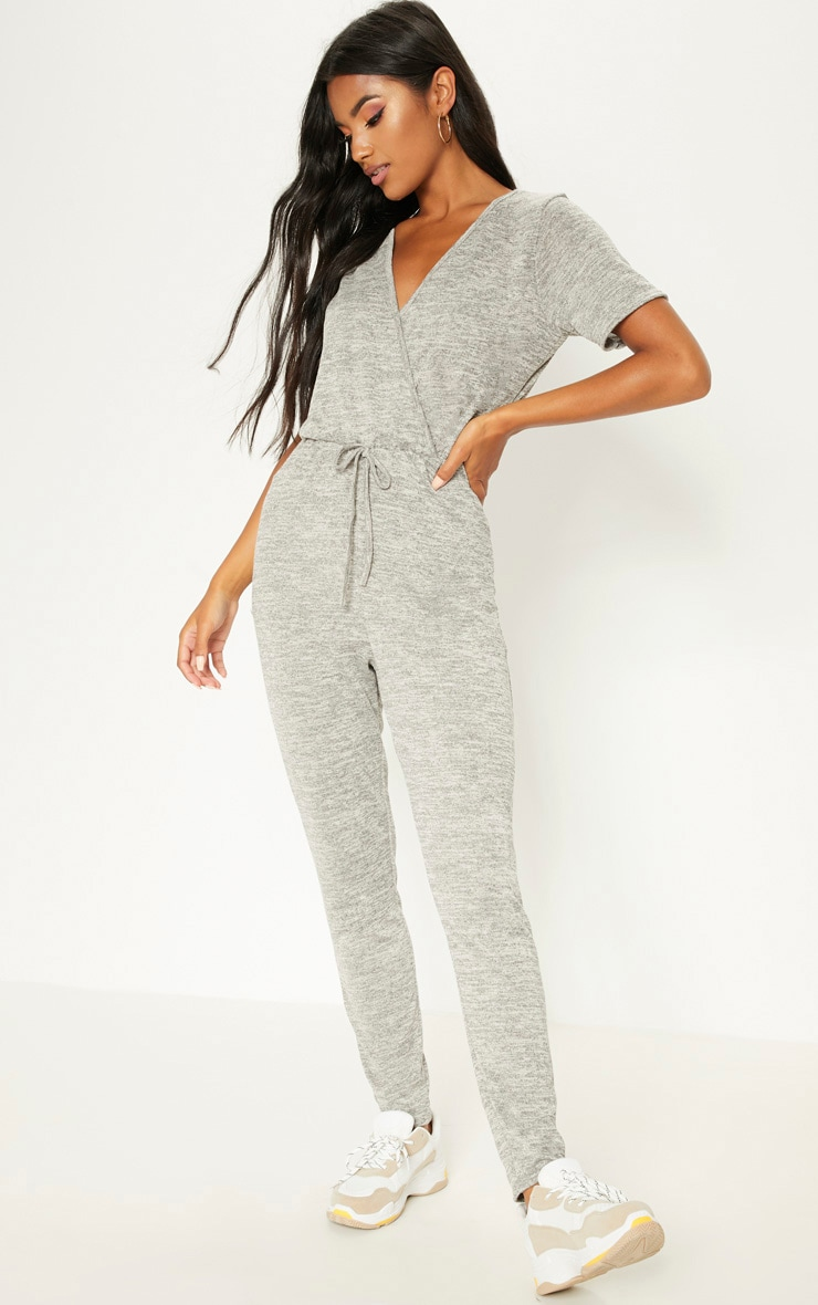 Stone Knitted Jumpsuit  1