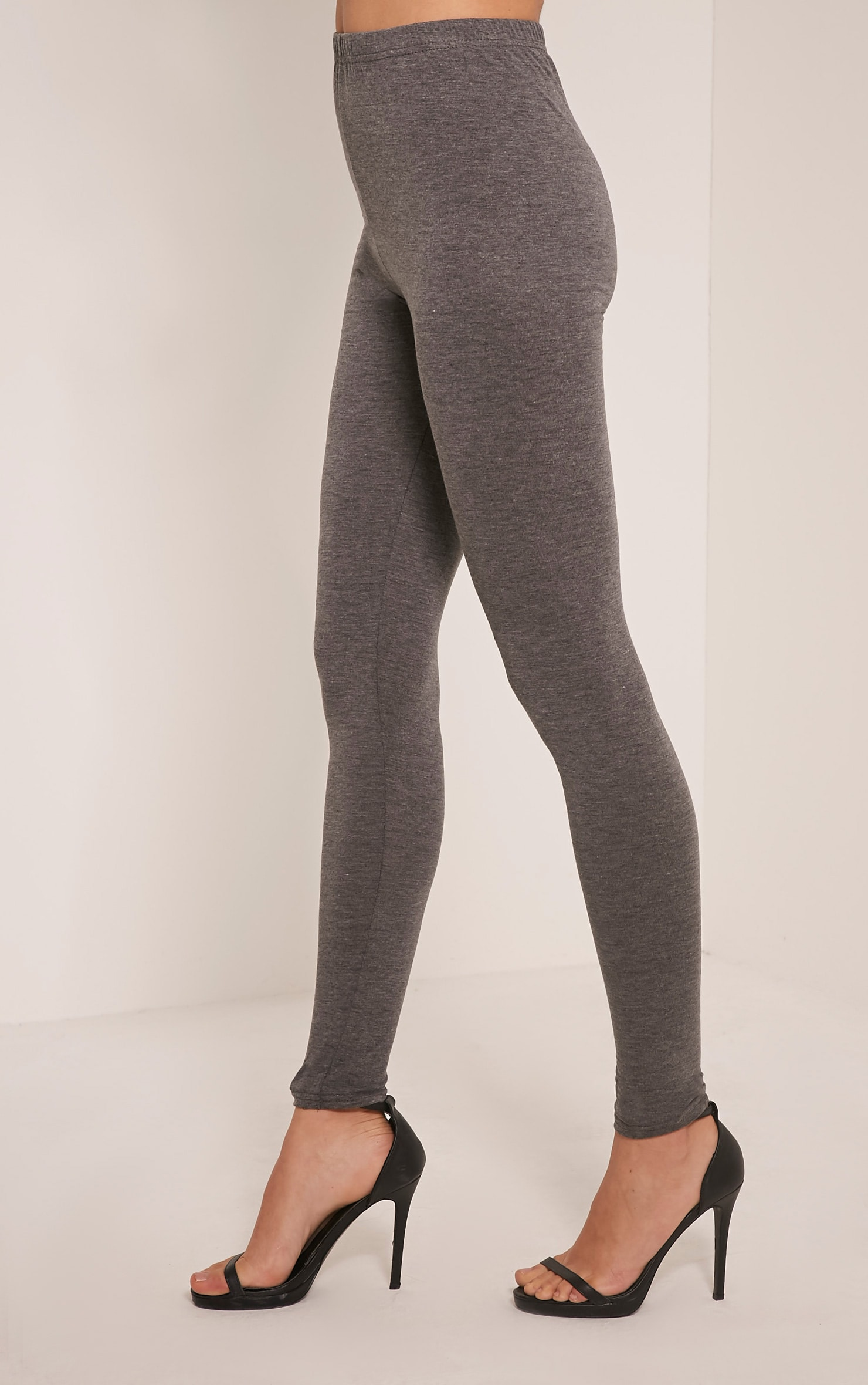 Basic legging anthracite 4