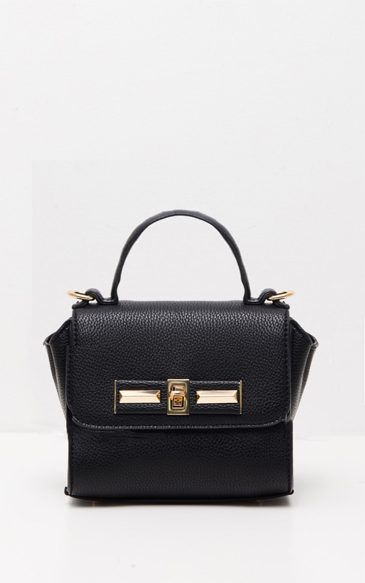 Black Mini Handbag 2