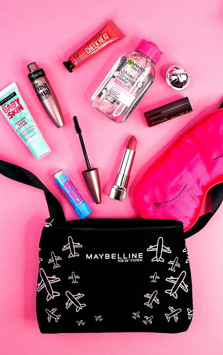 Maybelline Makeup Kit Jet Setter Primer Christmas Gift Set Travel Kit 1