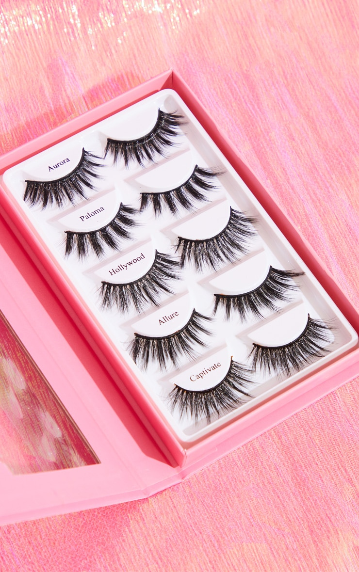 Land Of Lashes The Favourites Faux Mink Gift Set 2