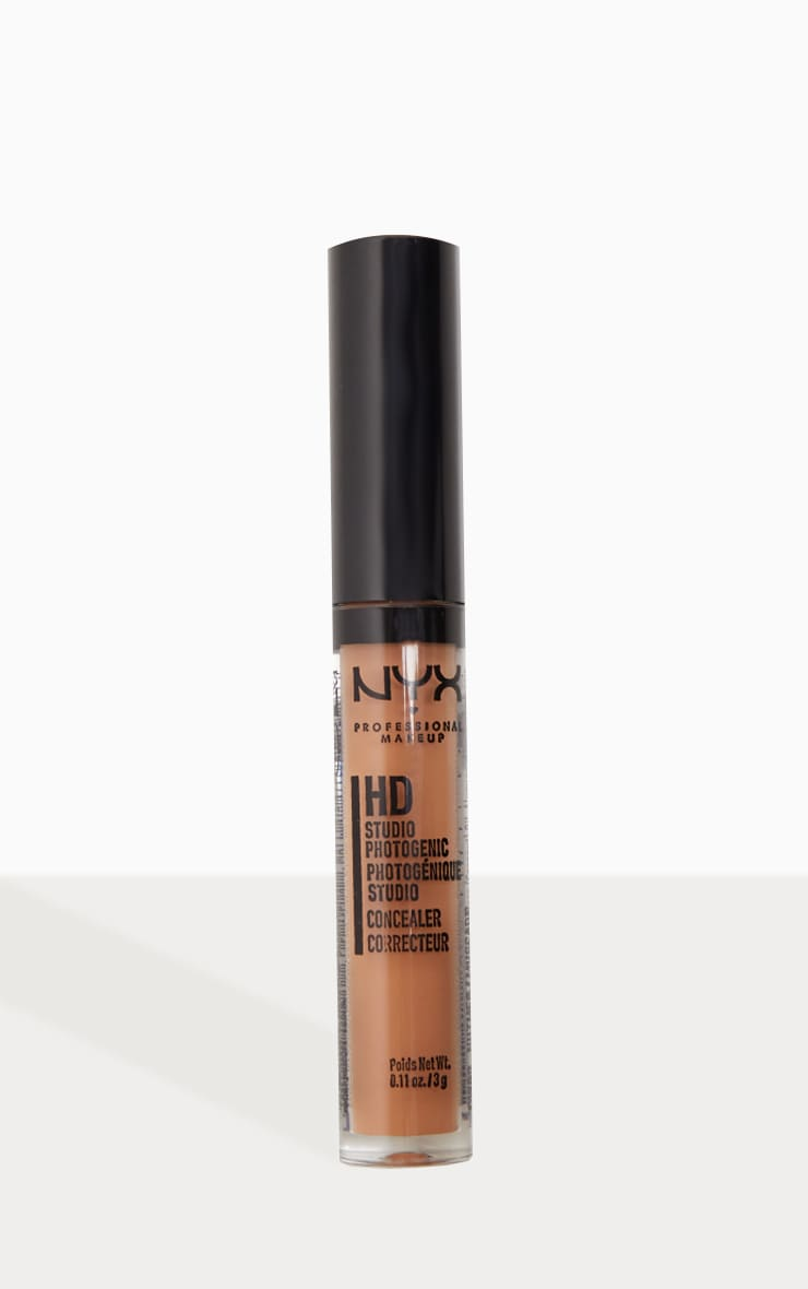 NYX PMU HD Photogenic Concealer Wand Nutmeg 1