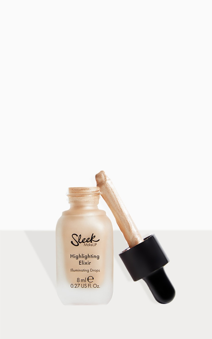Sleek MakeUP Highlighting Elixir Poppin Bottles 1