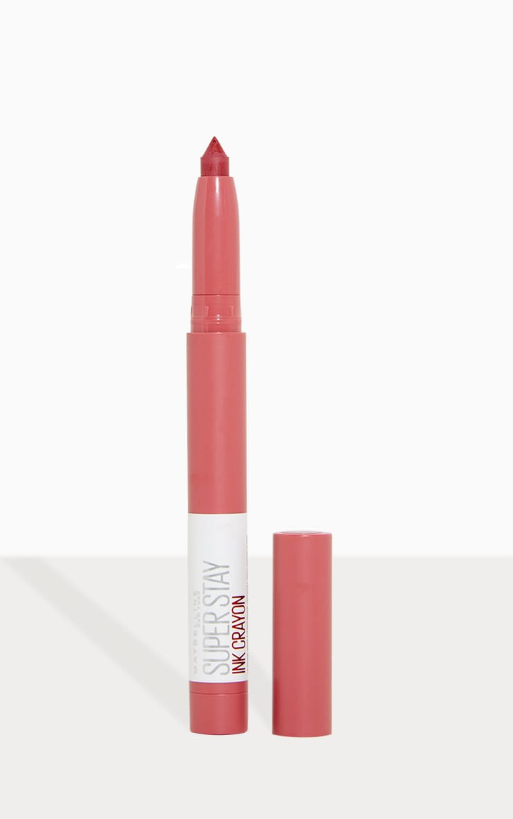 Maybelline - Crayon à lèvres Matte Ink - 90 Keep It Fun 1