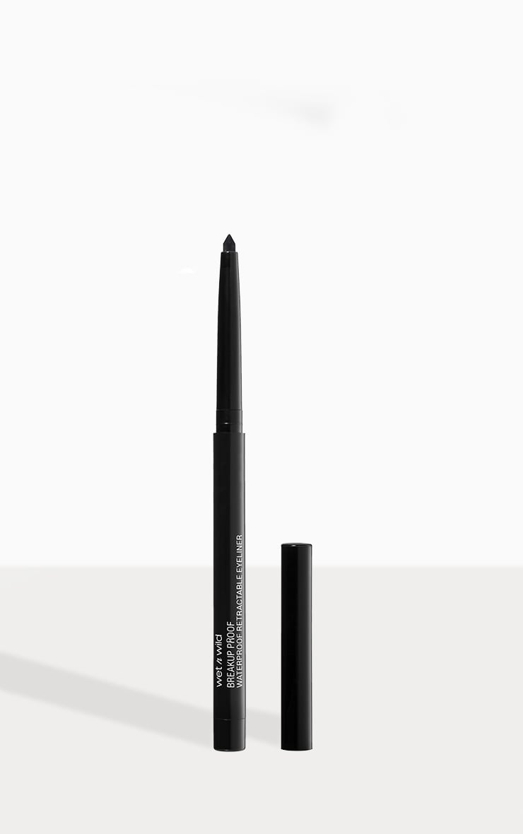 Wet n Wild MEGALAST Retractable Eyeliner Black Noir 1