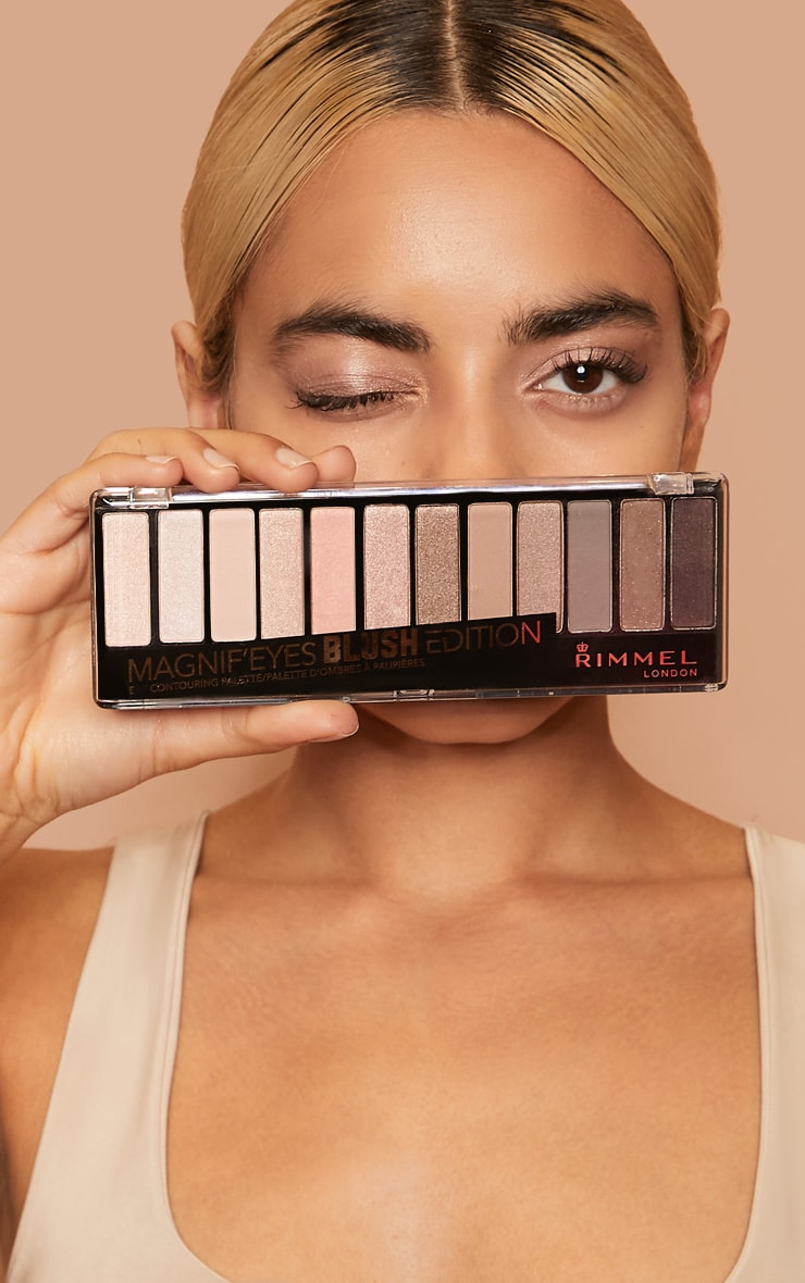 Rimmel Magnifeyes Eye Contouring Blush Edition Palette 4