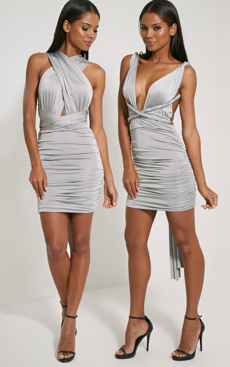 Katherine Grey Multiway Mini Dress 1