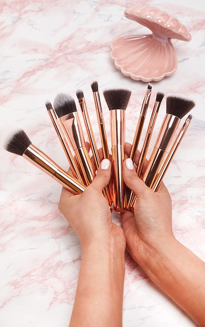 Makeup Brushes Eye Amp Blending Brushes Prettylittlething