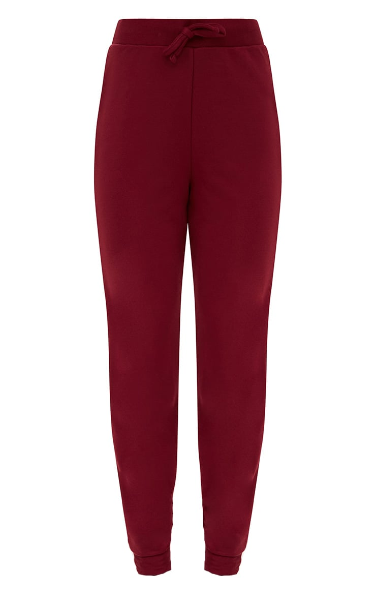 Burgundy Ultimate Sweat Joggers 3