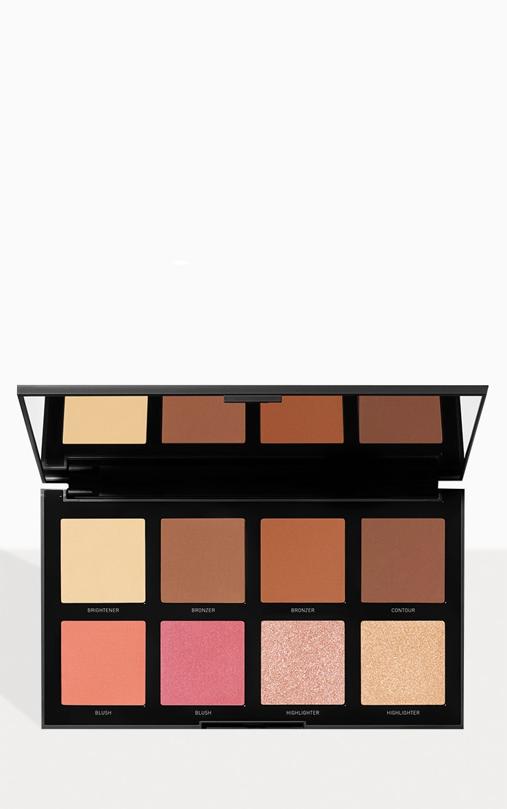Morphe Complexion Pro Face Palette in 8M Medium Vibes 1