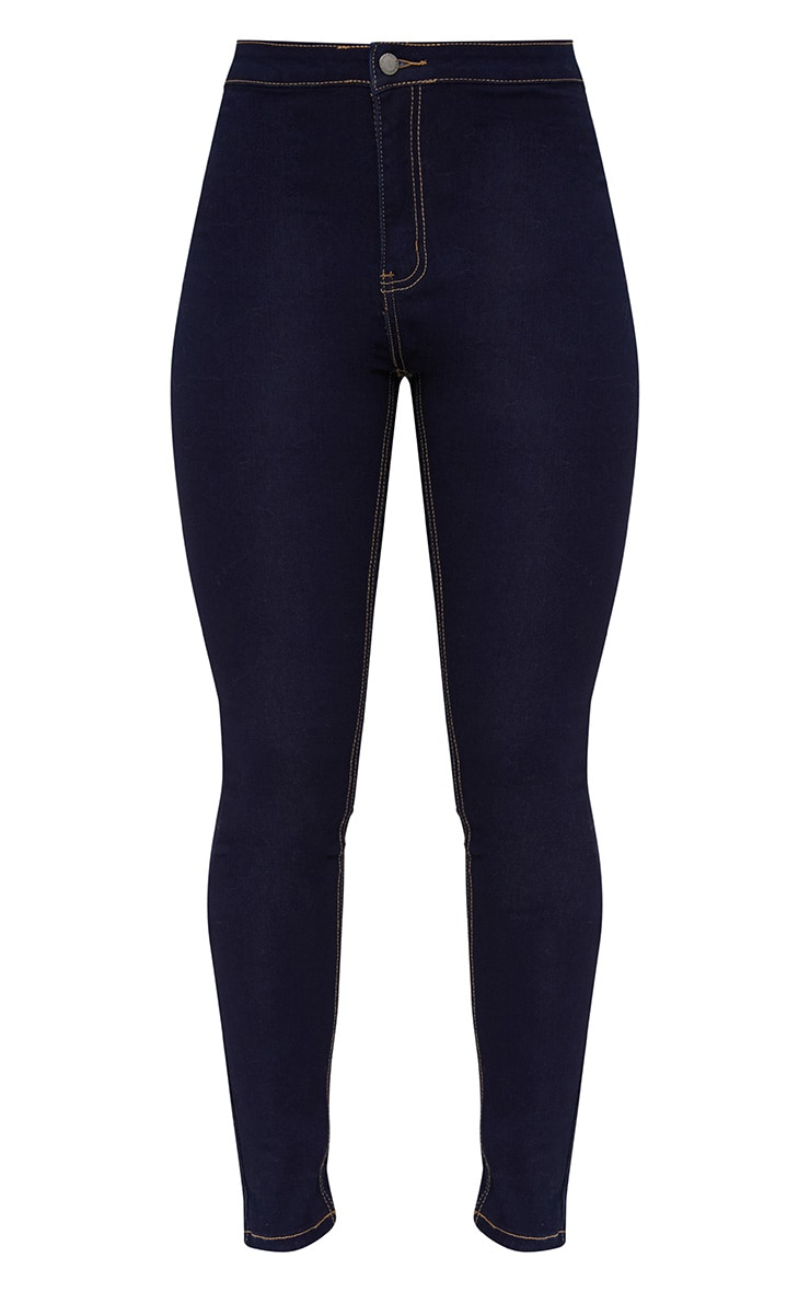 Indigo High Waisted Disco Jean 3