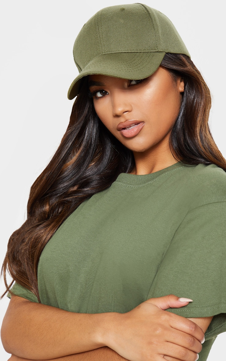 Khaki Cap 1