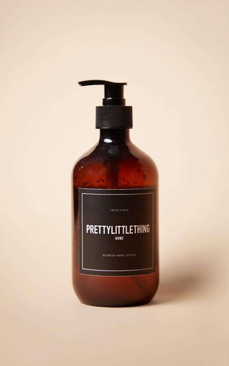 PRETTYLITTLETHING Home - Lotion hydratante pour les mains parfum draps frais 3