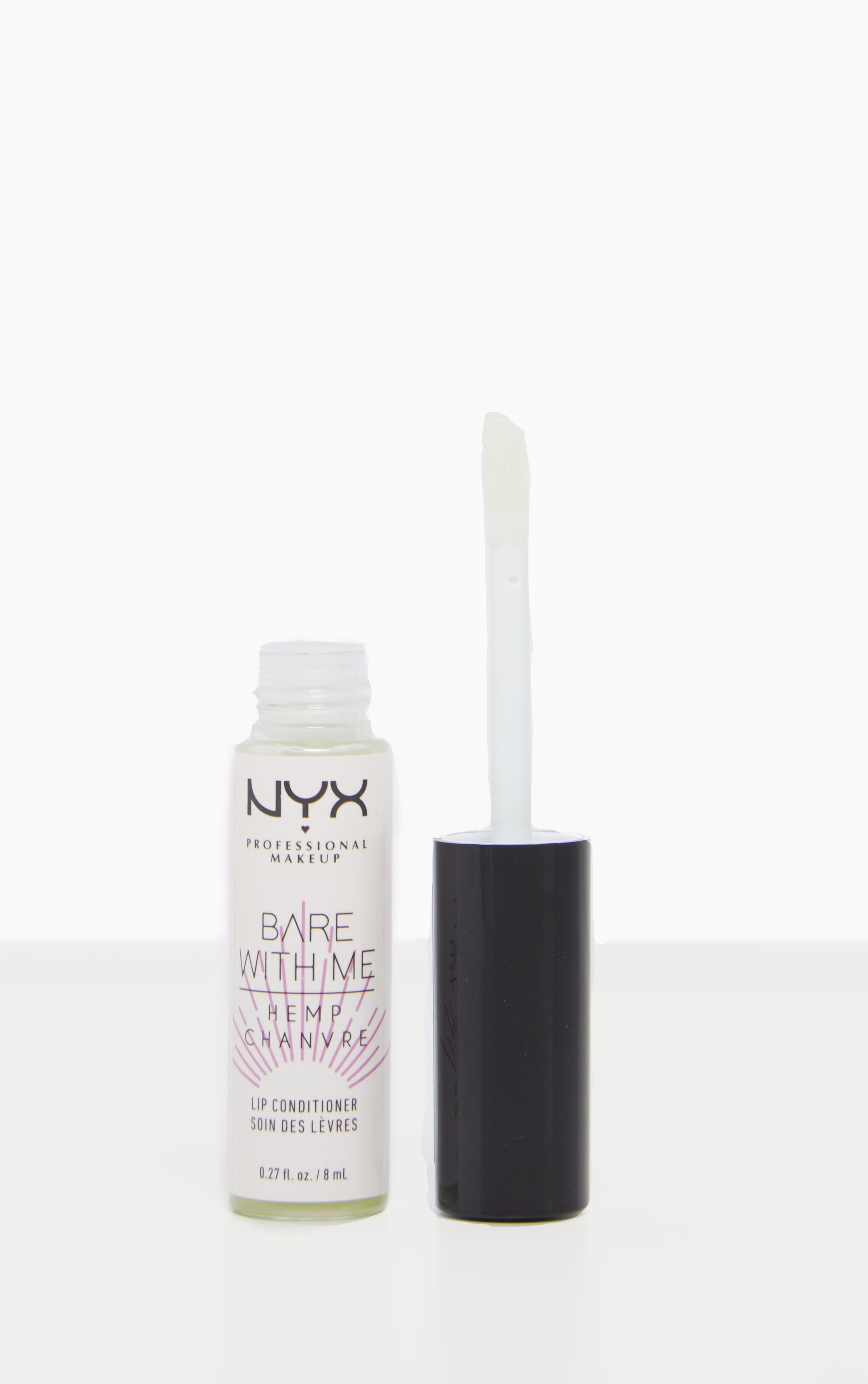 NYX PMU Bare With Me Hemp Lip Conditioner 1