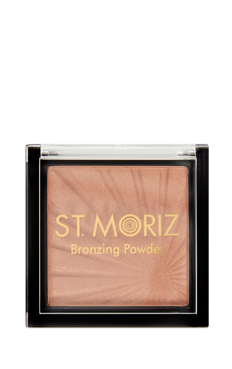 St Moriz Bronzed Beauty Bronzing Powder  1