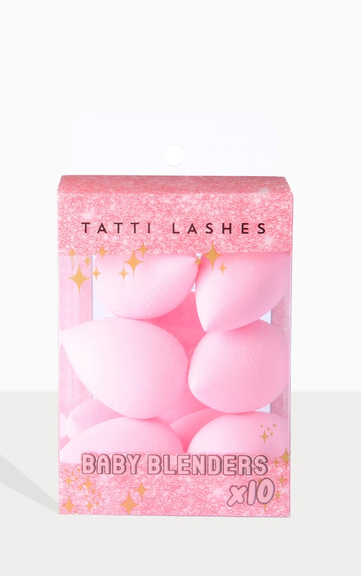 Tatti Lashes Baby Blenders 10 Pack 1