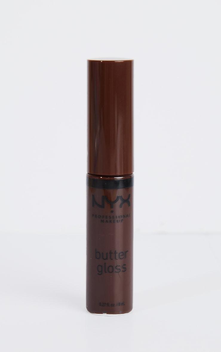 NYX Professional Makeup Butter Lip Gloss Lava Cake 4