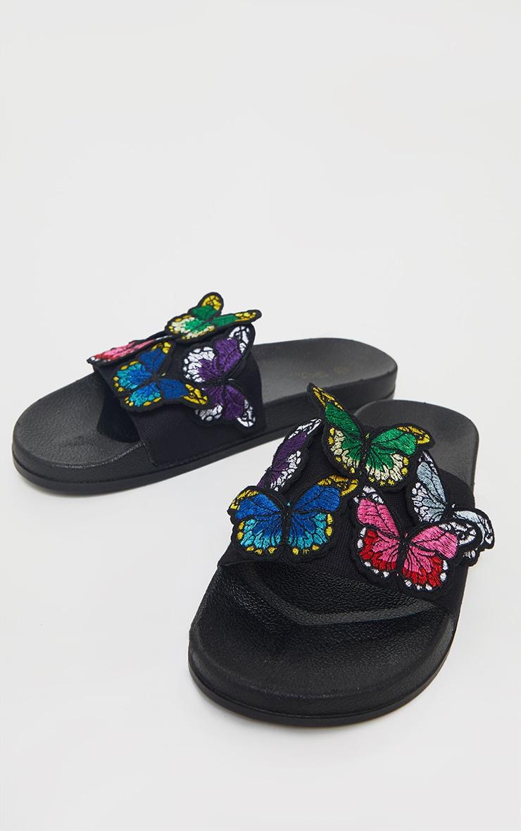 Black Butterfly Sliders 4