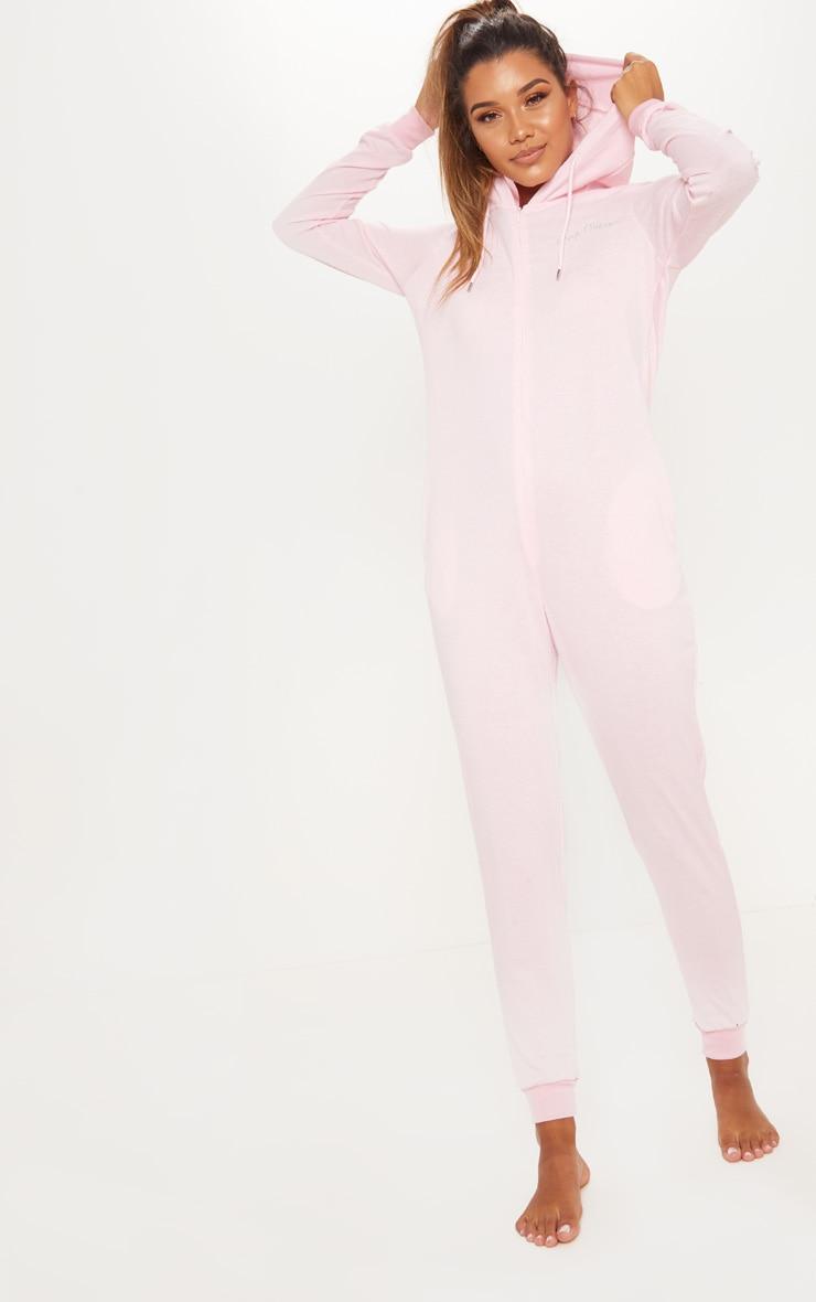 Pink Nap Queen Onesie 5