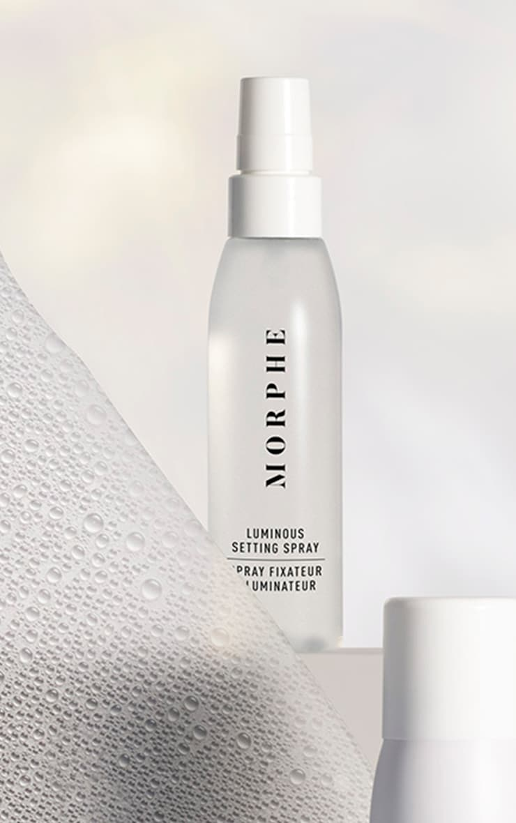 Morphe Luminous Setting Mist 3
