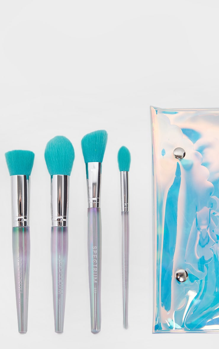 Spectrum Oceana 4 Piece Face Brush Set 4