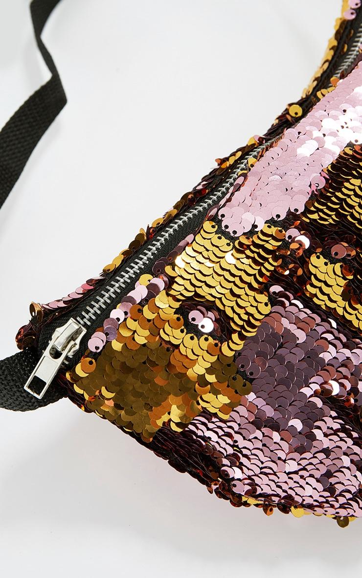 Multi Sequin Bum Bag 4