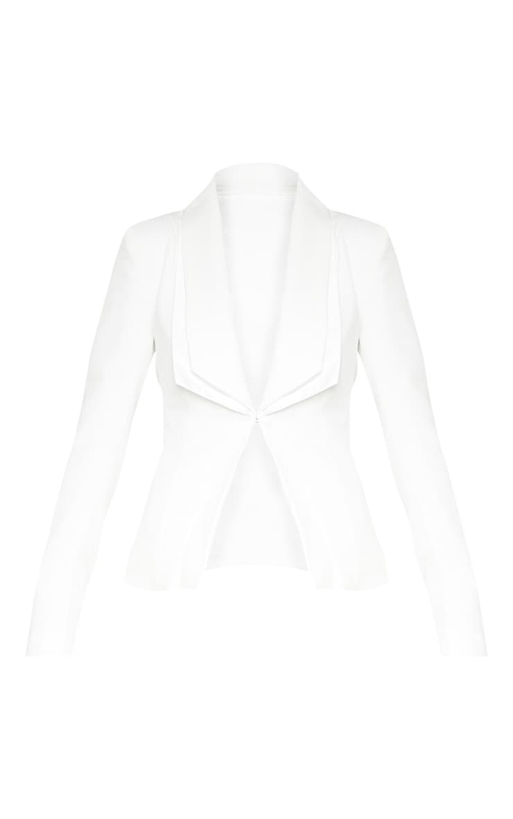 Avani Cream Suit Jacket 4