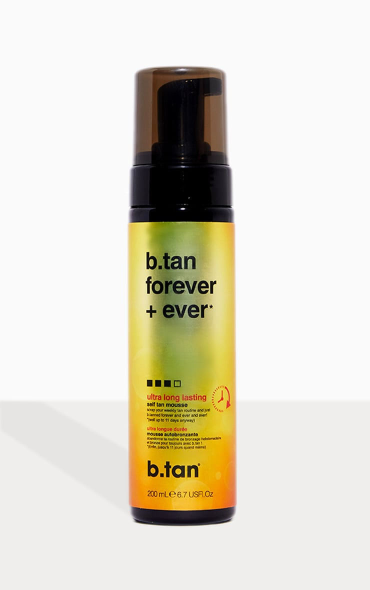 B.tan forever & ever...self tan mousse 2