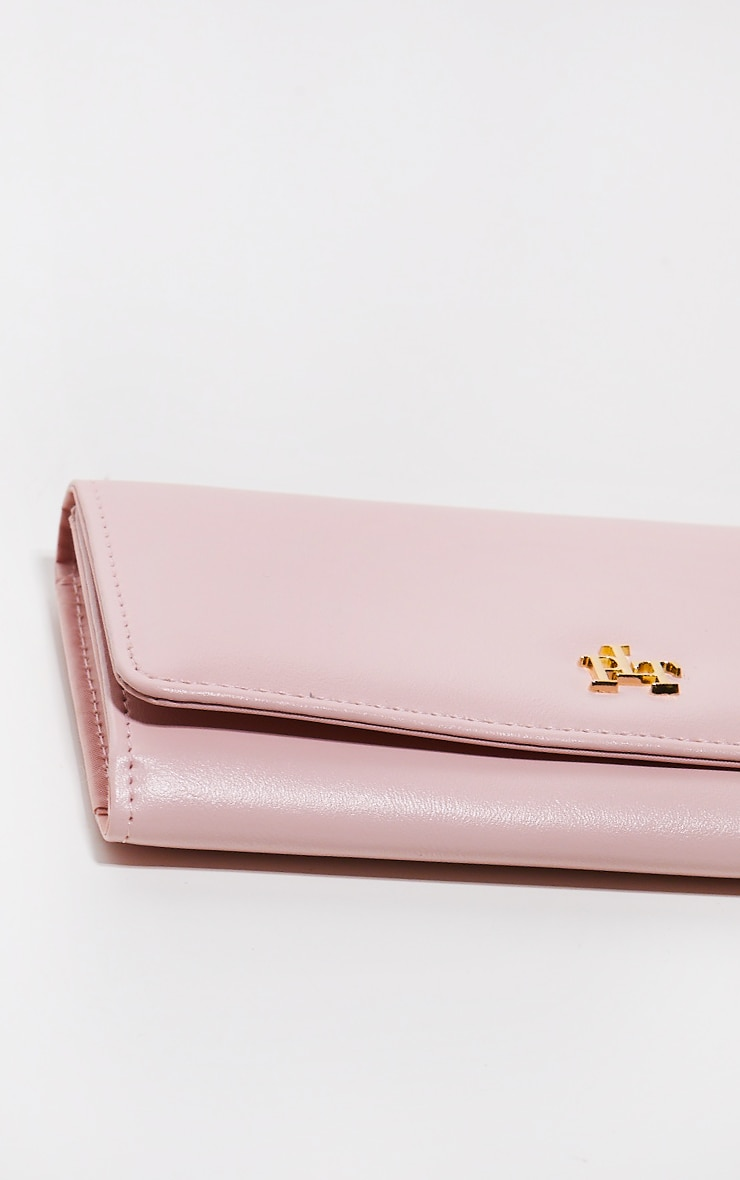 PRETTYLITTLETHING Gold Buckle Purse 2