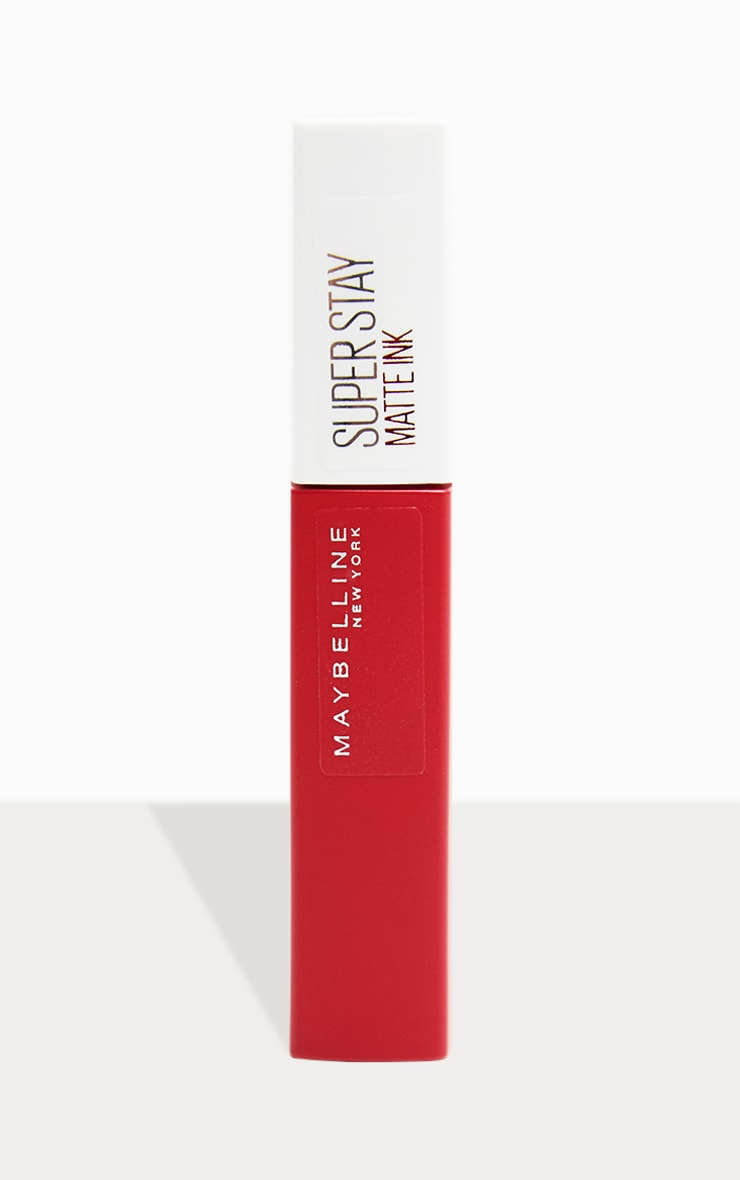 Maybelline - Rouge à lèvres SuperStay Matte Ink - 20 Pioneer 2