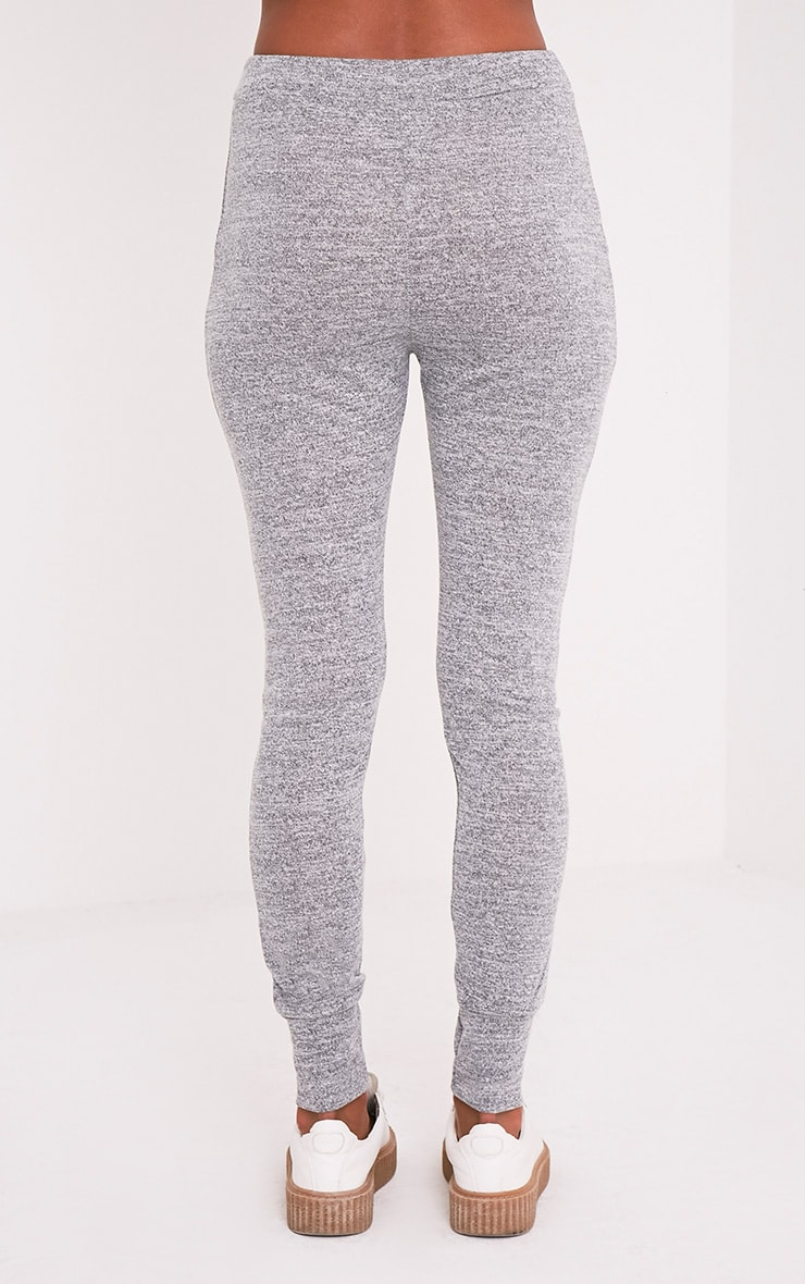 Haree Grey Casual Tracksuit Bottoms 5