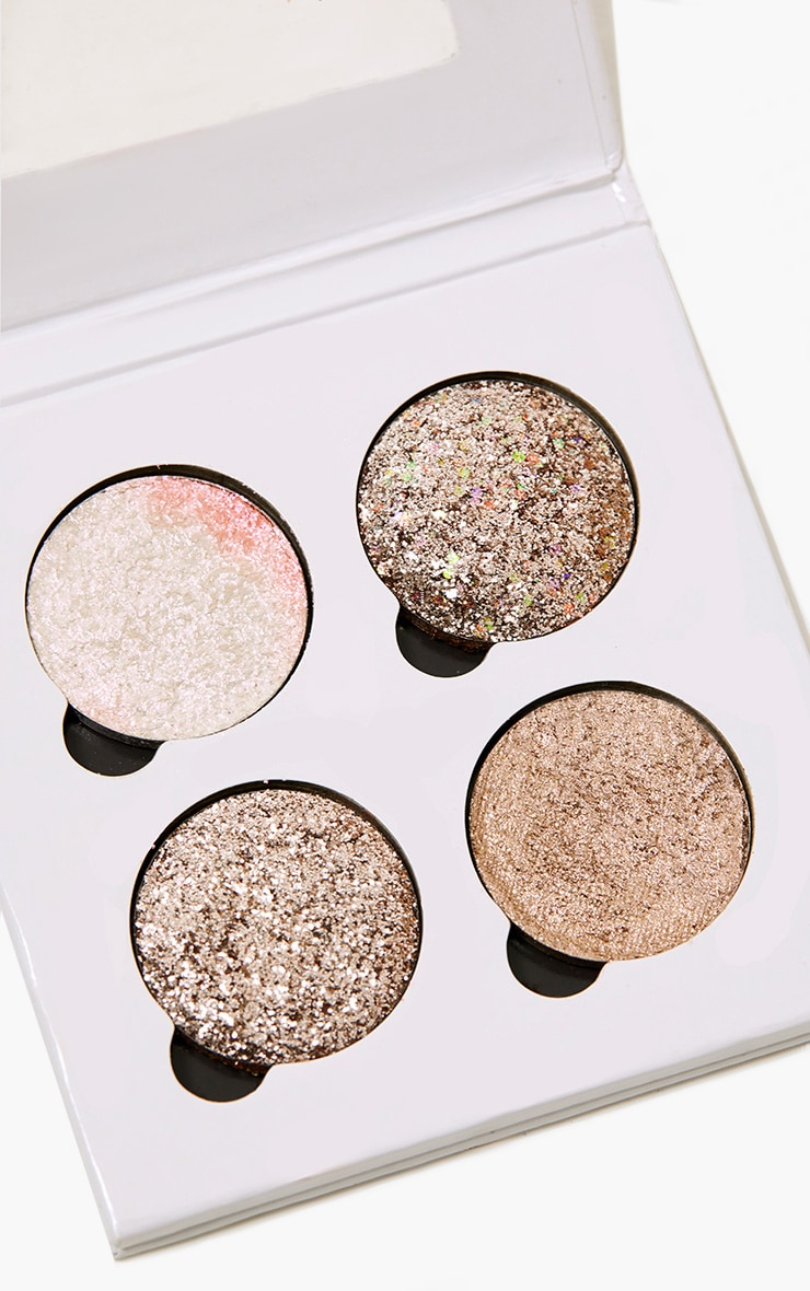 GlitterEyes Supermoon Quad Palette  3