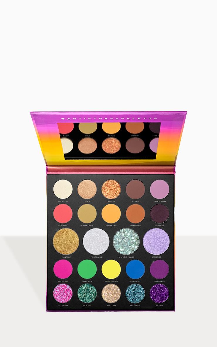 Morphe x Saweetie 24A Artist Pass Artistry Eyeshadow Palette 2