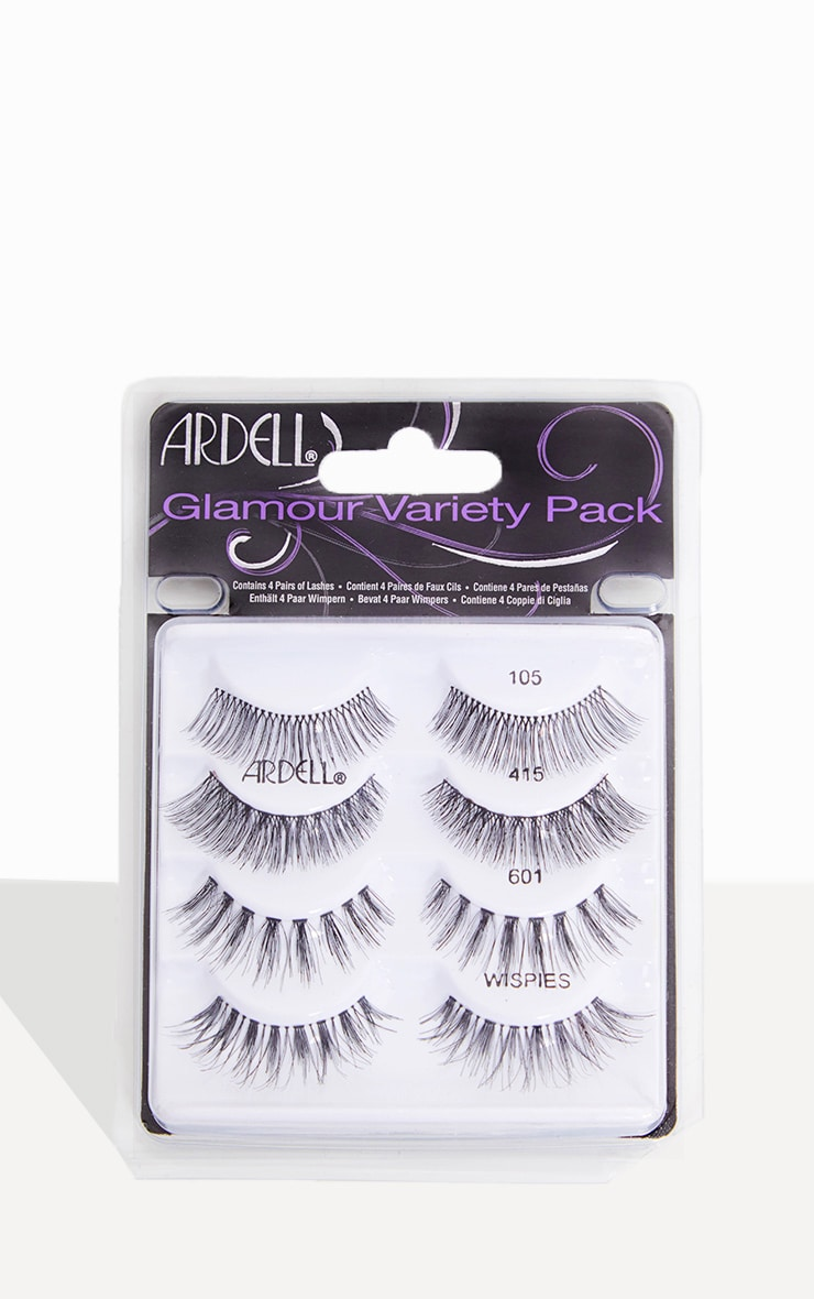 Ardell Glamour Variety Pack False Lashes 1