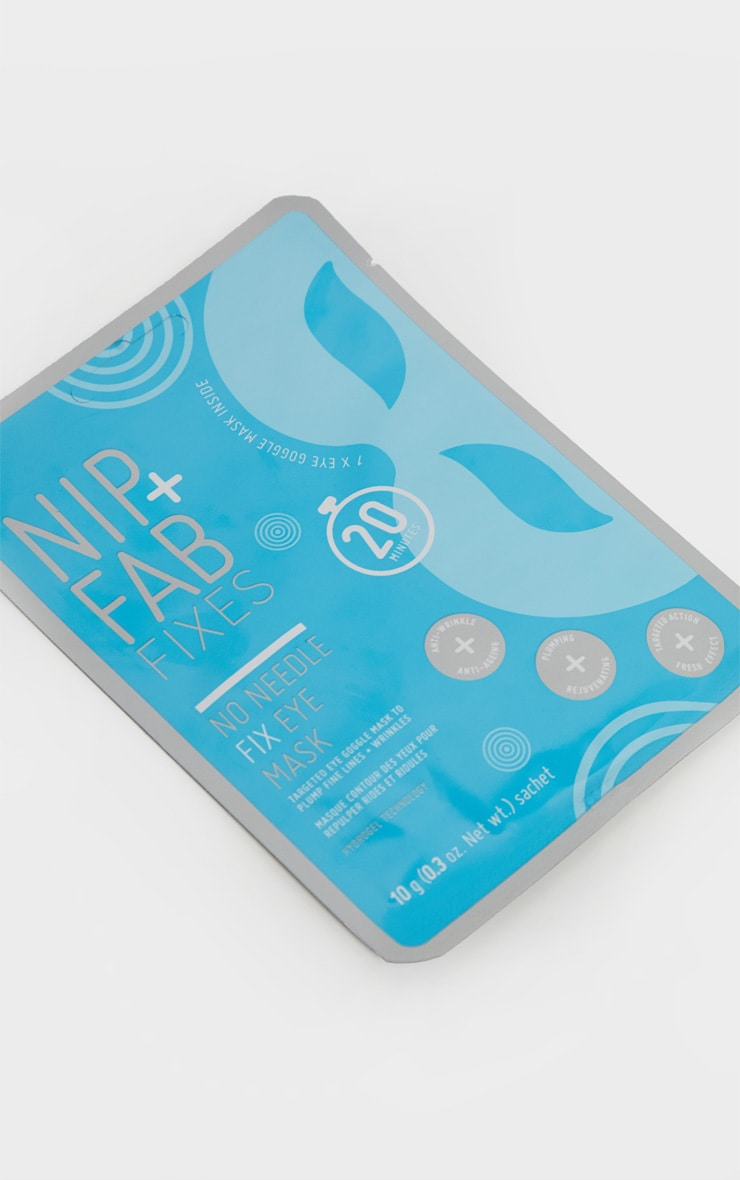 Nip + Fab No Needle Fix Eye Mask 4